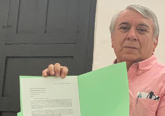 Jorge Rojas Gamboa renuncia a la planilla de Ramírez Marín