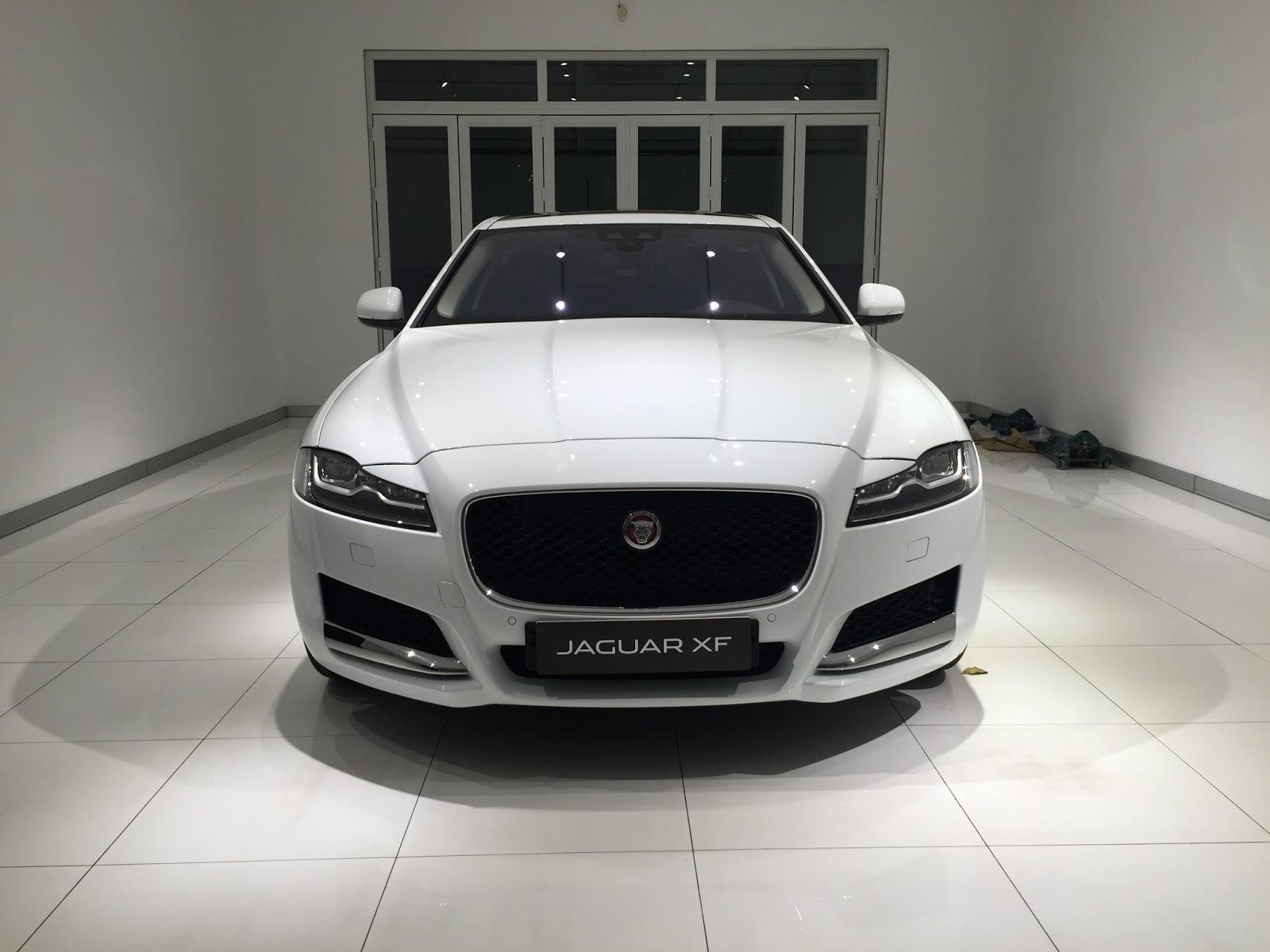 Giá Xe Jaguar Xf 2018