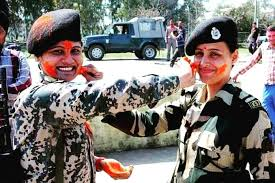 holi shayari for army