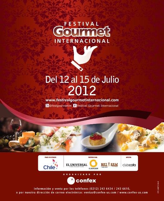 Comiendo fuera: Festival Gourmet Internacional