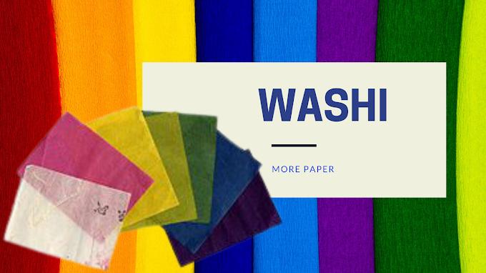 Washi - More Paper