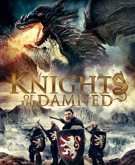 Knights of The Damned 2017 Dual Audio [Hindi-English] 480p BluRay 300MB ESubs