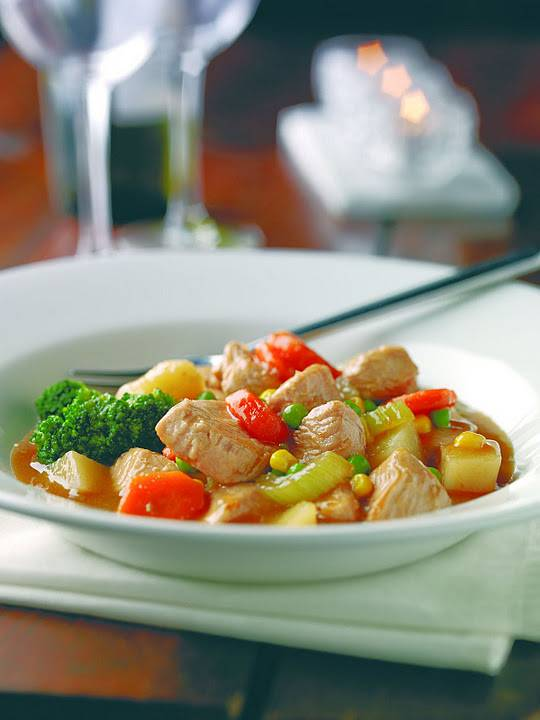 Turkey Casserole Recipe: Great For Over Christmas