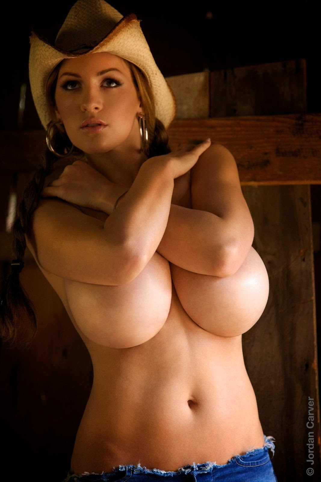Shall jordan carver nude cowgirl congratulate, the