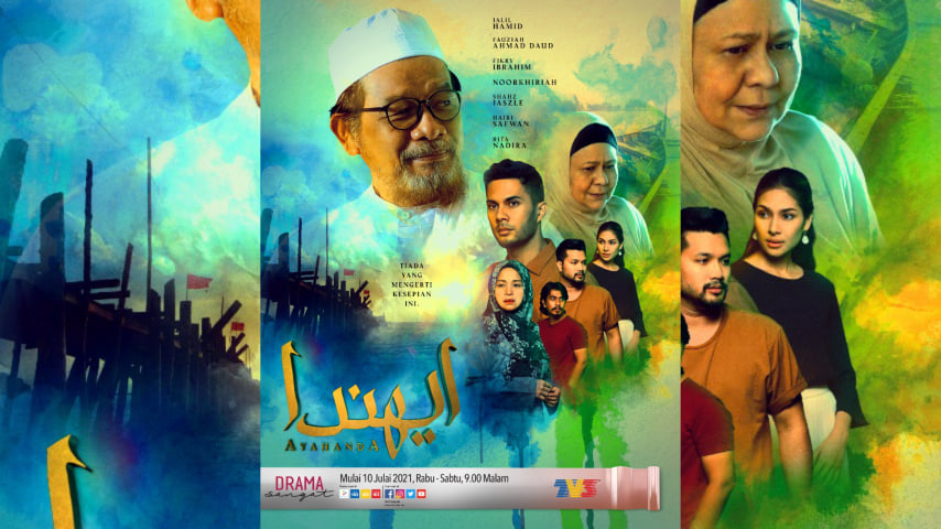 drama ayahanda slot lestary TV3