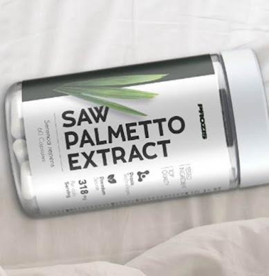 Extract din boabe de Saw Palmetto pareri beneficii daca functioneaza