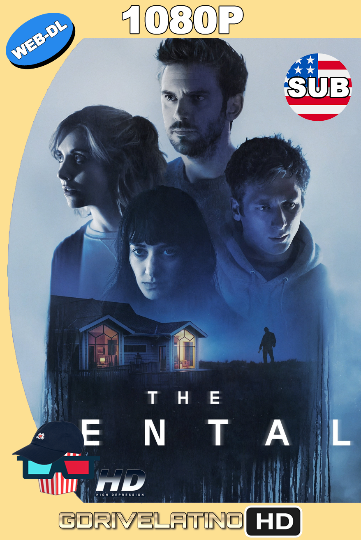 The Rental (2020) AMZN WEB-DL 1080p SUBTITULADO MKV