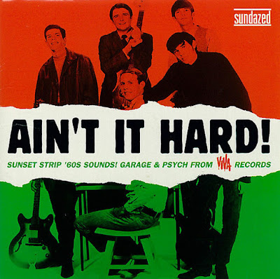 VA - Ain't It Hard (Sunset Strip 60's Sound! Garage & Psych From Viva Records)