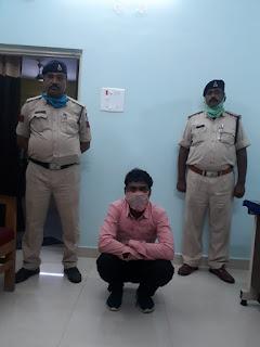 चांद पुलिस को मिली बड़ी सफलता, 6 वर्ष पुराना स्थायी वारंट तामील पर गिरफ्तार किया गया