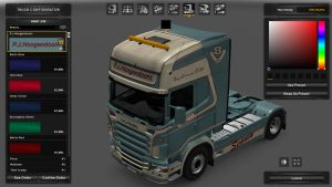 P.J.Hoogendoorn Skin for Scania RJL