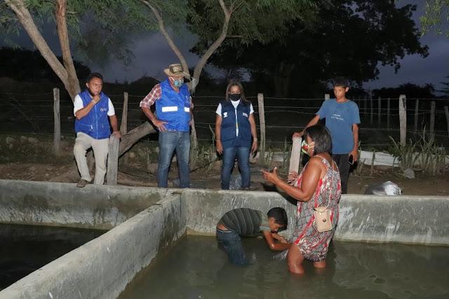 hoyennoticia.com, Con entrega de  más de 52 mil avelinos, Riohacha comenzó a cumplir la sentencia T-302