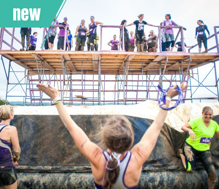 Mudderella Stunt Double obstacle