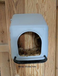 How many nest boxes in coop?