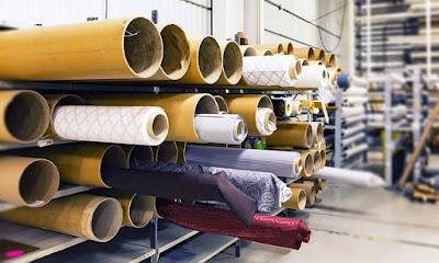 tiendas telas tapizar barcelona