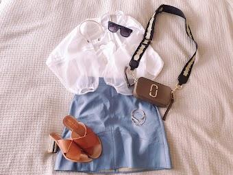 Shut In Style | Sweet Baby Blue