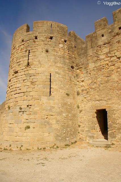 Una delle tante porte di accesso alla cittadella