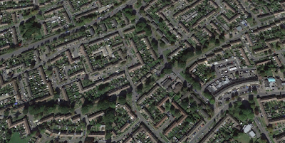 wildlife high-density housing