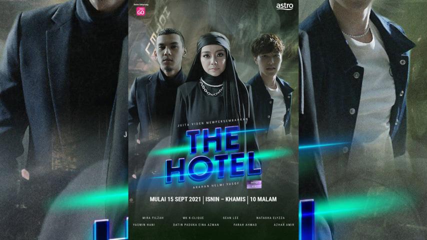 Drama the hotel slot megadrama astro ria