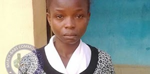 Kidnapped 21 year-old lady, was found helplessly wandering in Ondo State (photos)