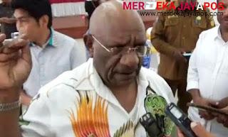 Wagub Klemen Tinal: Penembakan Guru di Papua Itu Kriminal Keji Dan Biadab