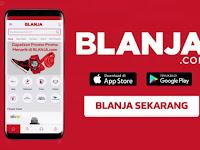 Beli Paket Data Tri Murah Paling Mudah di Aplikasi Online Shop BLANJA.com!