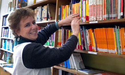 Identidad bibliotecaria se crea el cargo de bibliotecario for Inscripcion jardin 2016 neuquen