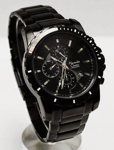 Foto trend model jam tangan pria branded original terbaik
