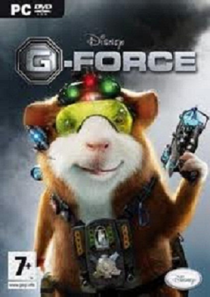 G-Force: The mission of Darwin