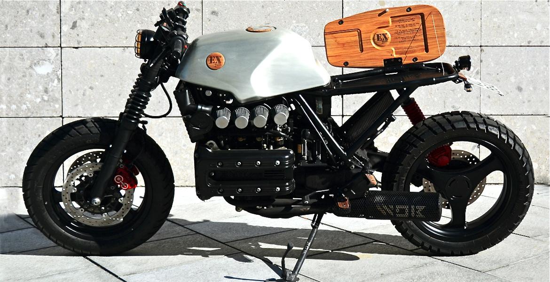 k100 by wob inazuma caf racer. Black Bedroom Furniture Sets. Home Design Ideas