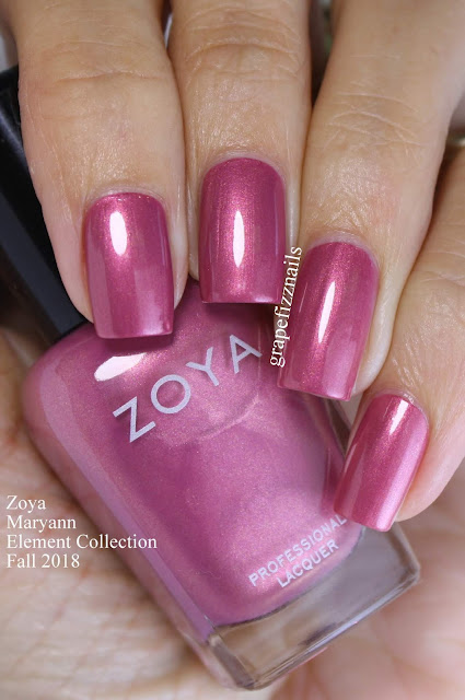 Maryann Zoya Element Collection Fall 2018