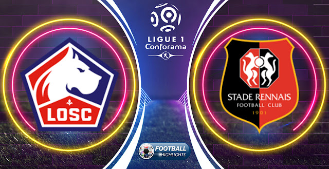 Lille vs Rennes – Highlights