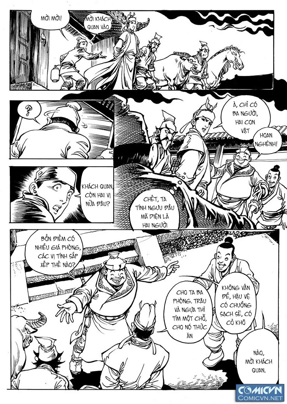 Chung Quỳ Truyền Kỳ Chap 17 - Next Chap 18