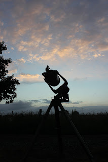 Telescope for solar observation