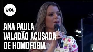 Pai de Luísa Sonza – Morre Tio Wilson – Ana Paula Valadão é acusada de homofobia