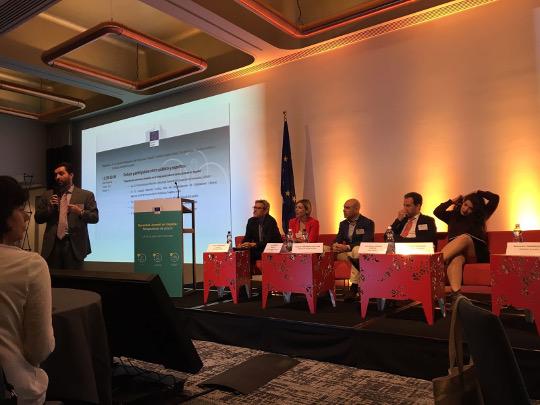 El Servef expone en Bruselas el proyecto Avalem Joves Plus, que ha permitido a cerca de 3.500 jóvenes valencianos acceder al mercado laboral