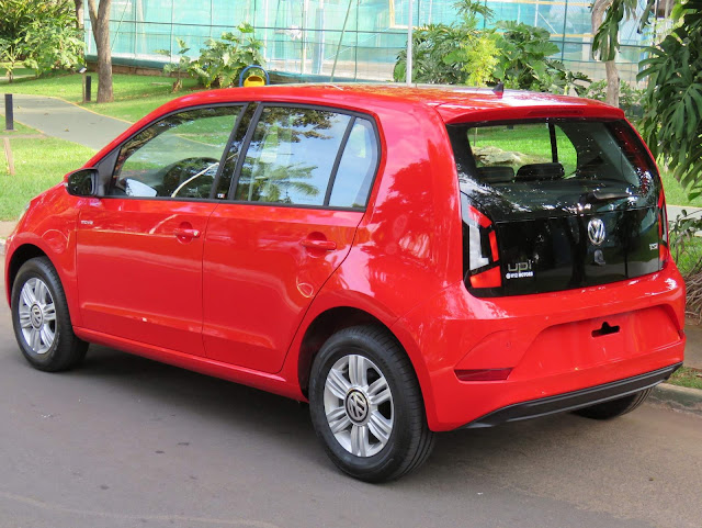 Novo Volkswagen Up! Move TSI 2018