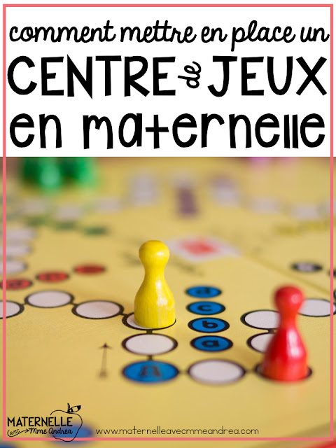 Games are an awesome way to get your students reviewing important literacy, communication, AND social skills! Check out this blog post to read all about what the Centre de jeux looks like in my French primary classroom!