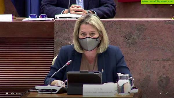Vanoostende anuncia ayudas de 1,5 millones para el sector quesero de Canarias