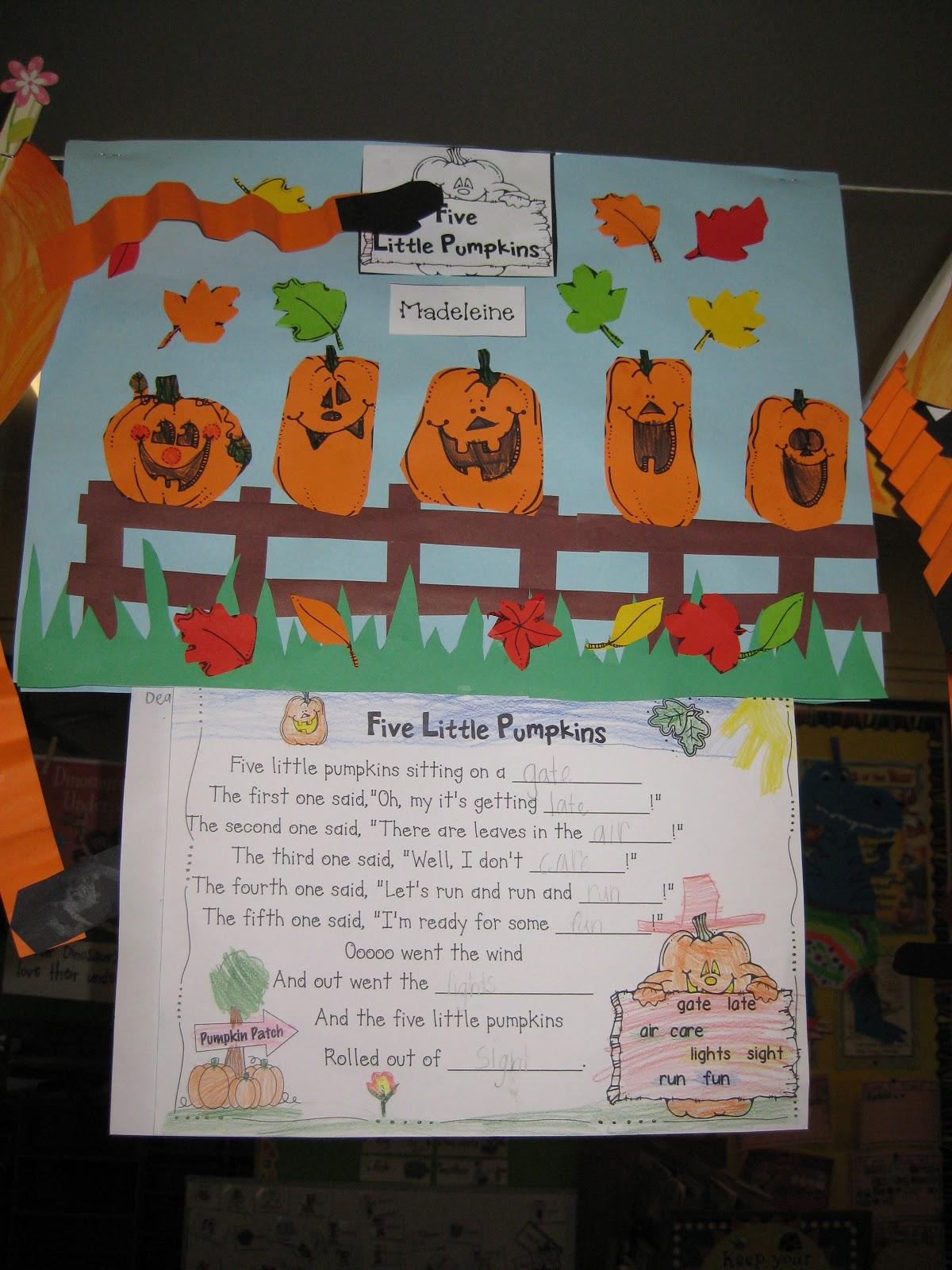 Classroom Fun Pumpkins Pumpkins Amp A Freebie