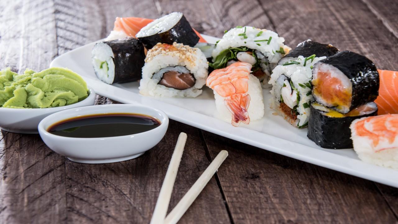 11 Benefícios do Sushi à Saúde