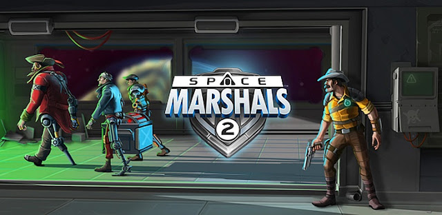 Space Marshals 2 v1.1.8 APK [MOD] Download
