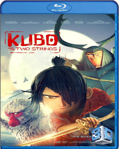 Kubo and the Two Strings [2016] [BD50] [3D] [Latino]