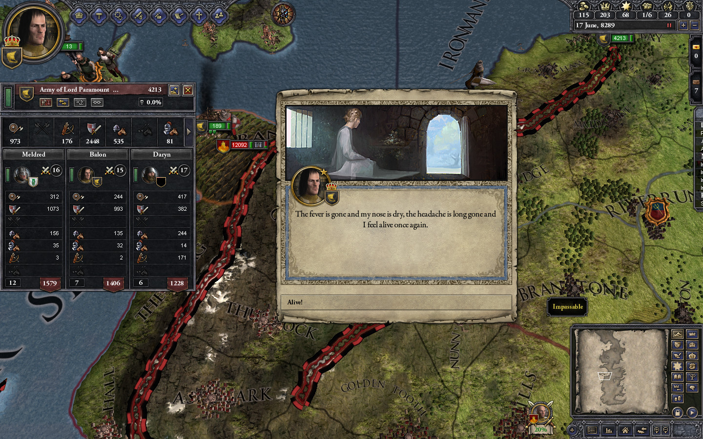Crusader kings 2 game of thrones mod lannister motto