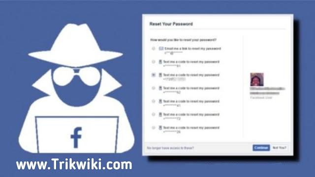 Cara Hack Facebook Tanpa Bantuan Aplikasi Tambahan