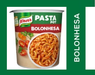 Experimente Grátis Knorr Pasta Pot