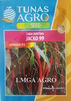 lmga agro, benih cabe jacko 99, cabe jacko 99,  toko online, toko pertanian, harga murah, cabe keriting, benih, bibit