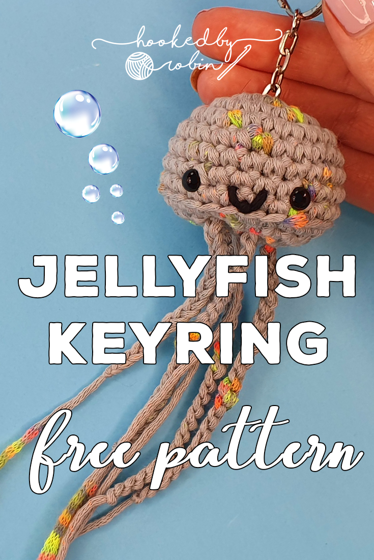 Crochet Jellyfish Pattern Ideas You'll Love | The WHOot | 1102x735