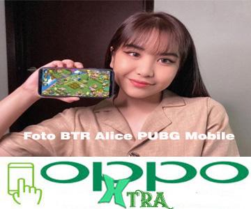 Foto BTR Alice PUBG Mobile