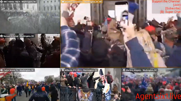 EMERGÊNCIA: parece que os Americanos podem entrar em guerra civil a qualquer momento