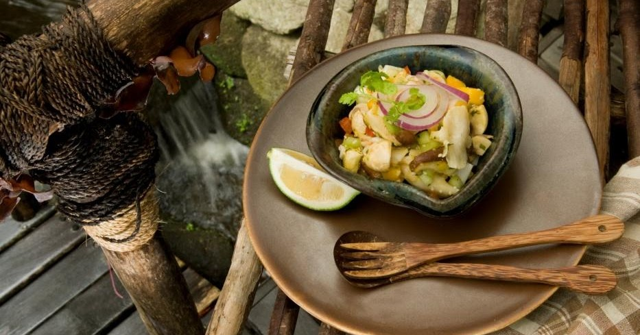Retreats Organic Food Cooking Caribbean Latin America